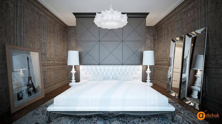 Экстравагантная античность: Спальни в . Автор – Art-i-Chok