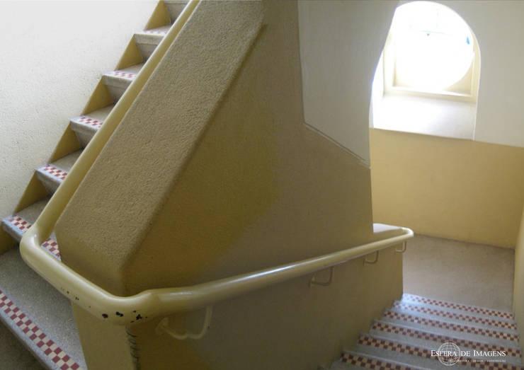 Remodelação de apartamento no Bairro de Alvalade :   por Esfera de Imagens Lda