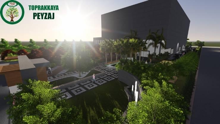 Kerem Toprakkaya – Front Garden Perspective:  tarz