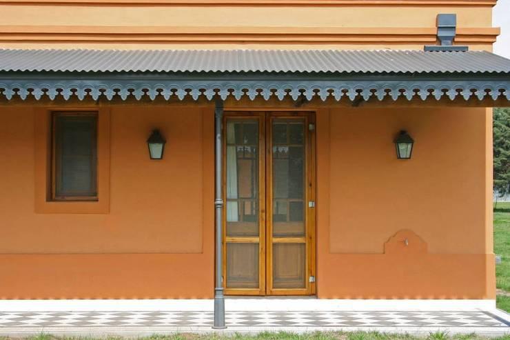 Дома в . Автор – Aulet & Yaregui Arquitectos