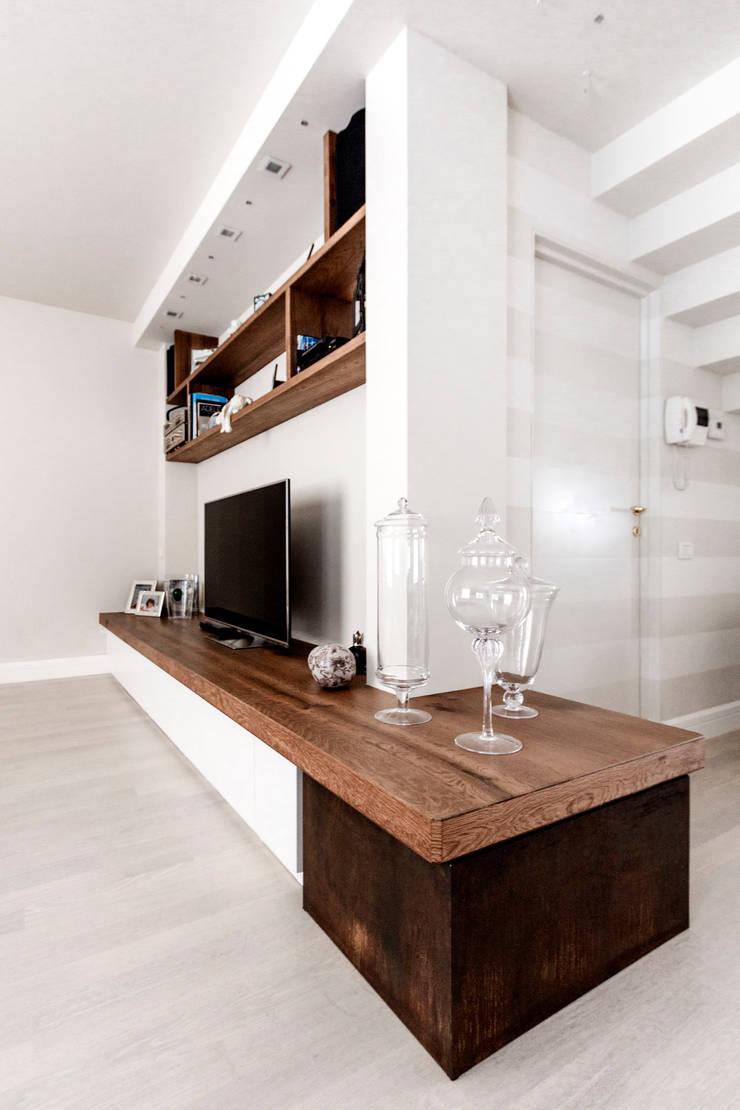 Appartamento Residenziale - Monza - 2013 von Galleria del Vento | homify