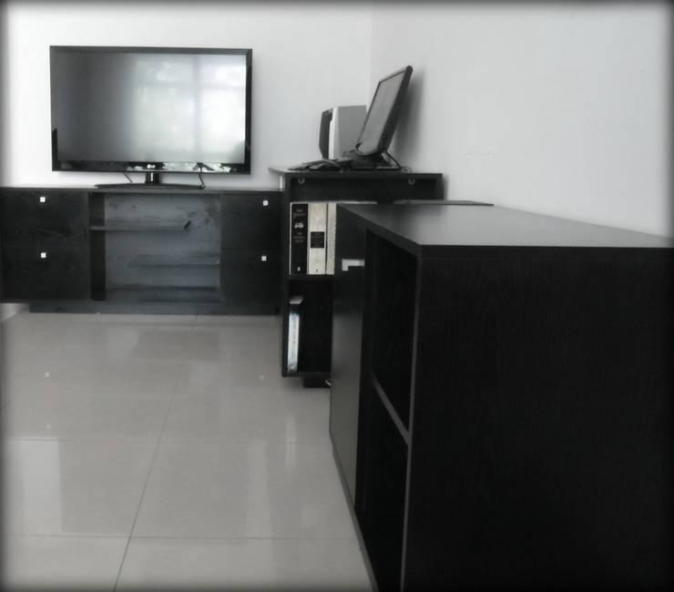 Memin 3 de ZT . Diseño de mobiliario Moderno