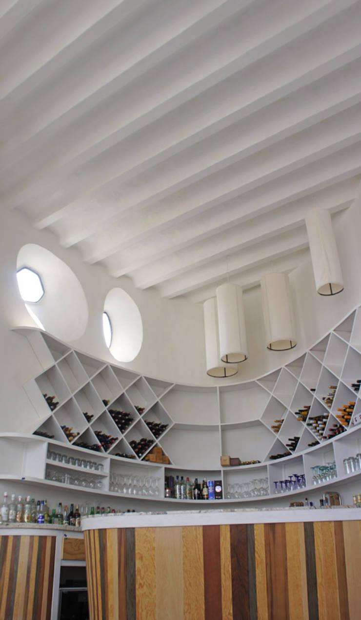 Casa de Piedra de Juan Carlos Loyo Arquitectura