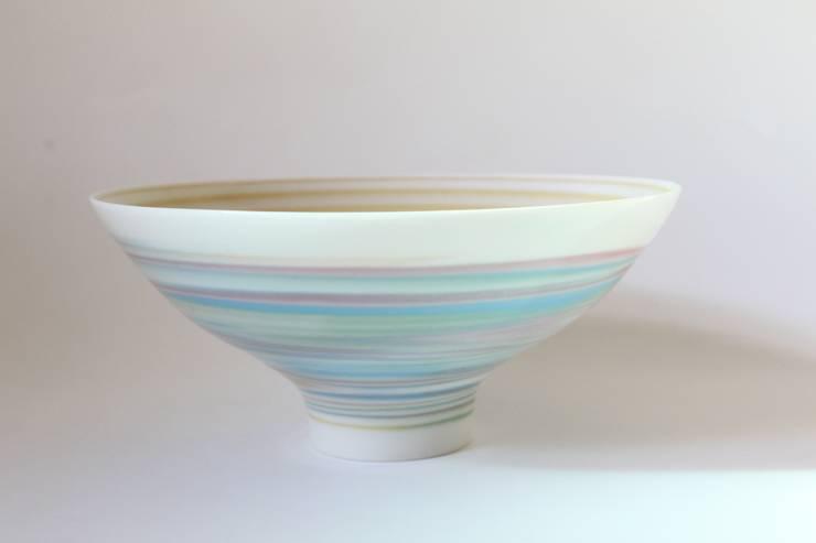 茶碗 BOWL: TOMOHARU NAKAGAWA 中川 智治が手掛けたアートです。