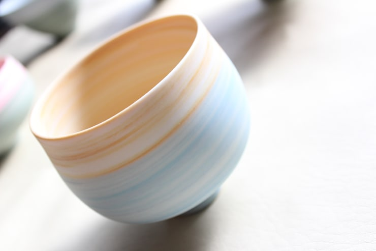 抹茶碗 TEA BOWL: TOMOHARU NAKAGAWA 中川 智治が手掛けたキッチンです。