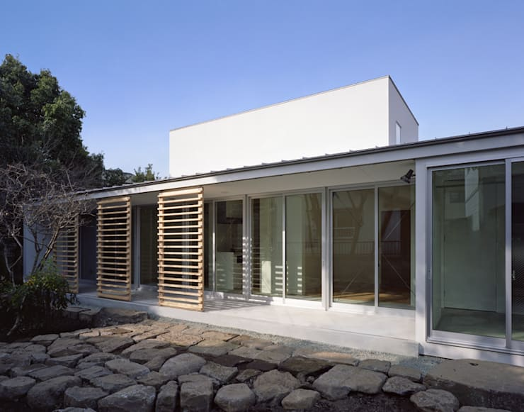 黒髪町の家: 一級建築士事務所ヒマラヤ(久野啓太郎)が手掛けた家です。