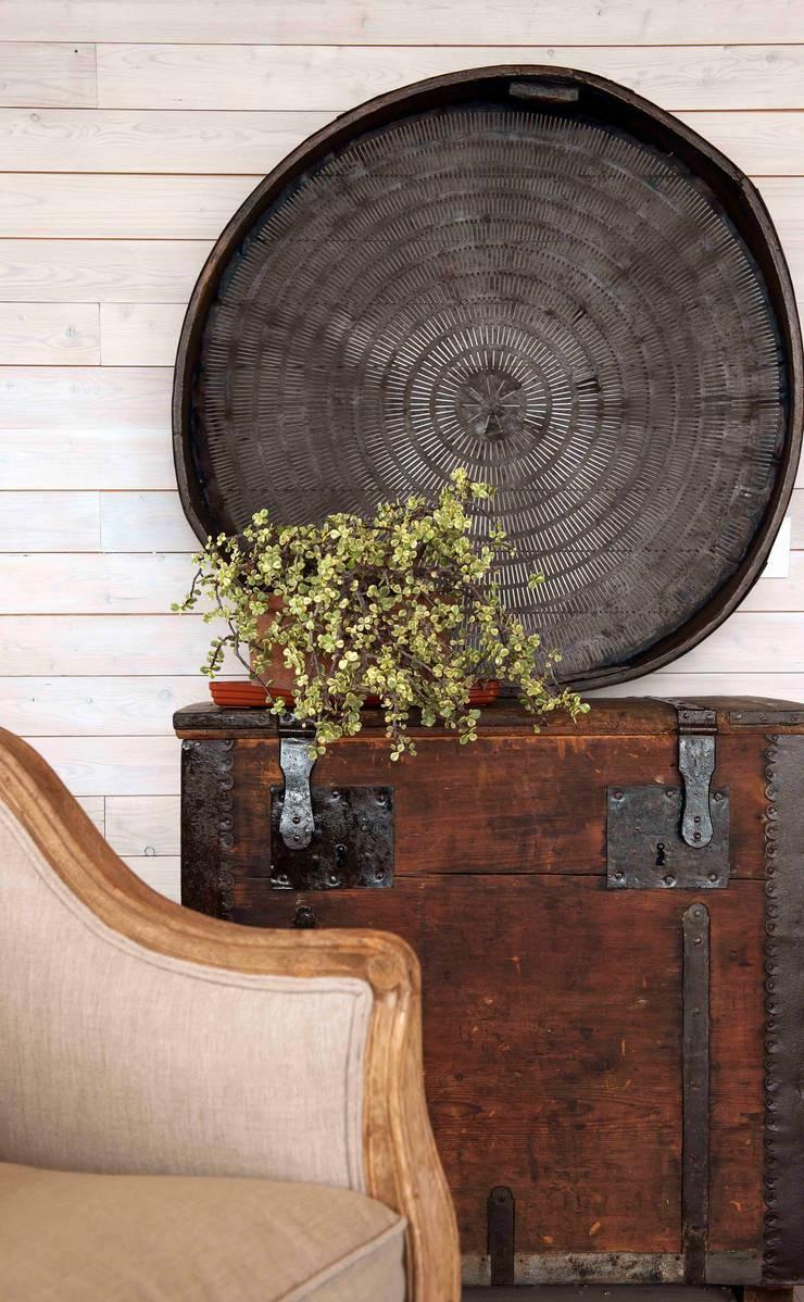Living room by Studio Maggiore Architettura, Colonial
