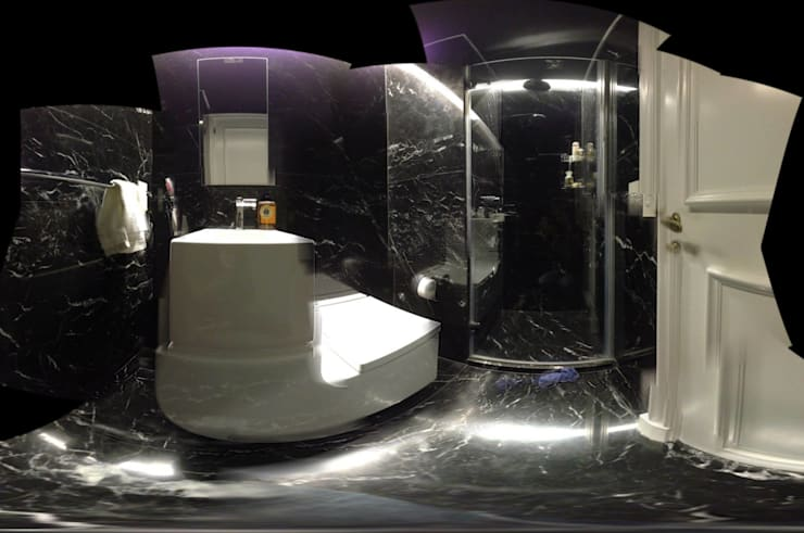 Reformas de baños en Libertador :  de estilo  por ezequielabad,