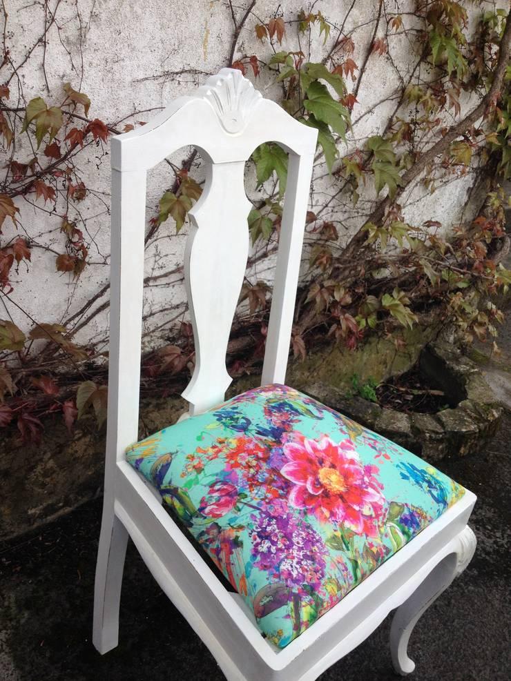 Cadeira#You: Sala de jantar  por Jigajoga
