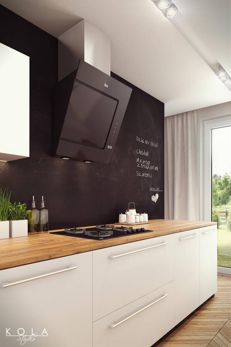 Teka extractor: styl , w kategorii  zaprojektowany przez Kola Studio Architectural Visualisation