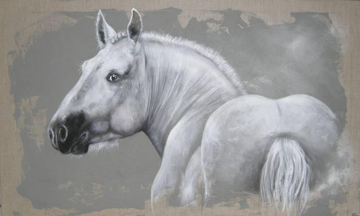 ooooh bijoux !!! par Odile Laresche Artiste Peintre Animalier Éclectique