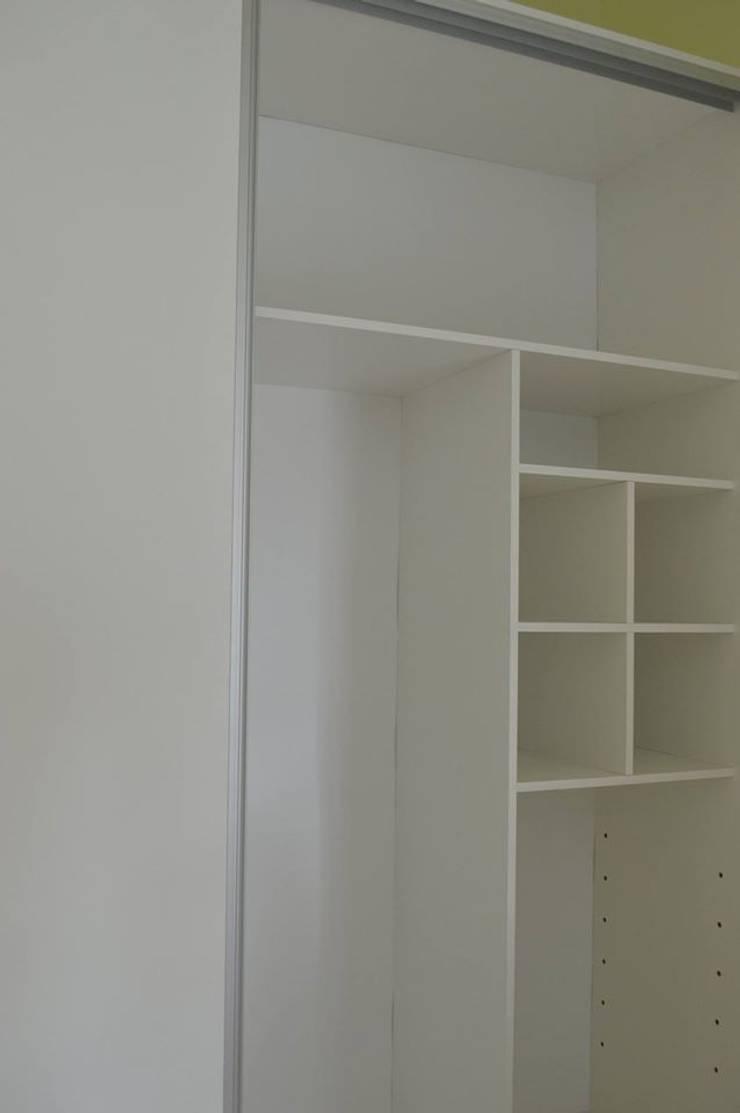 PROYECTO HABITACIÓN NIÑA (SOL):  de estilo  por OH! estudio diseño & arquitectura,