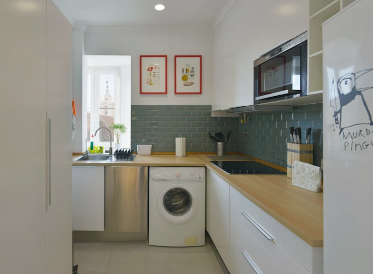 مطبخ تنفيذ Architect Your Home
