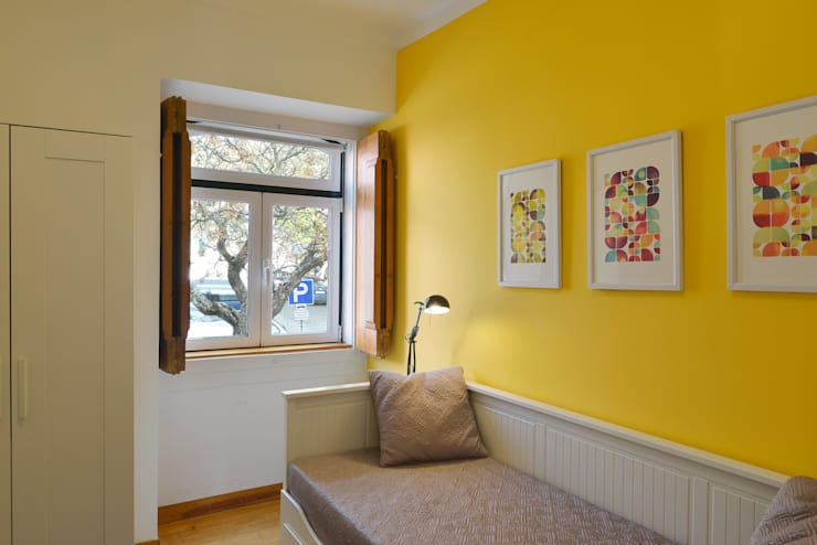 غرفة نوم تنفيذ Architect Your Home