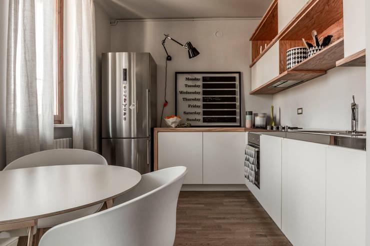 مطبخ تنفيذ Galleria del Vento