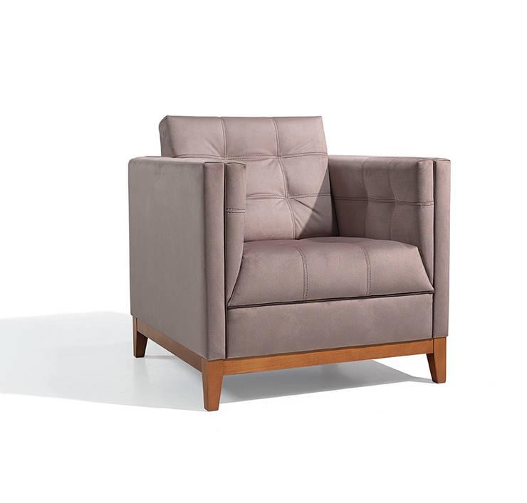 โดย Fenabel-The heart of seating โมเดิร์น ไม้ Wood effect