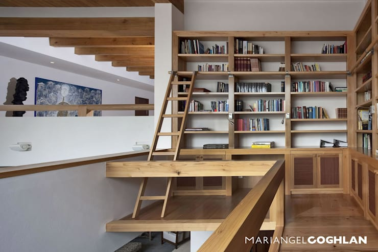 Study/office by MARIANGEL COGHLAN
