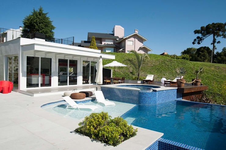 Residencial: Casas  por Pinheiro Machado Arquitetura