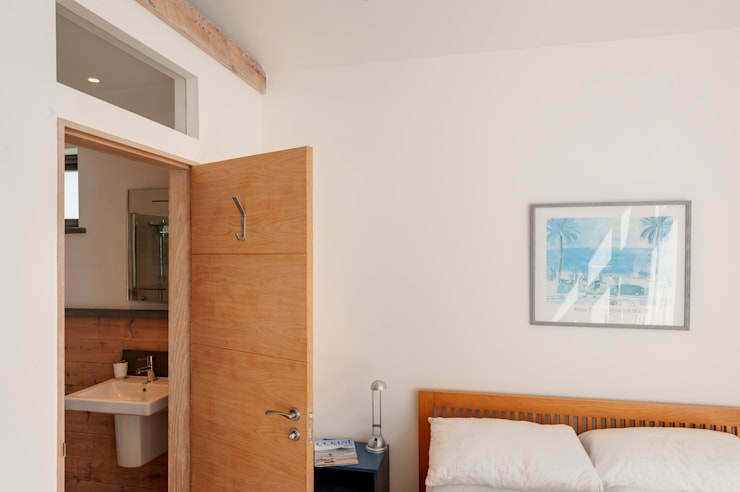 Trewin Design Architects의  침실