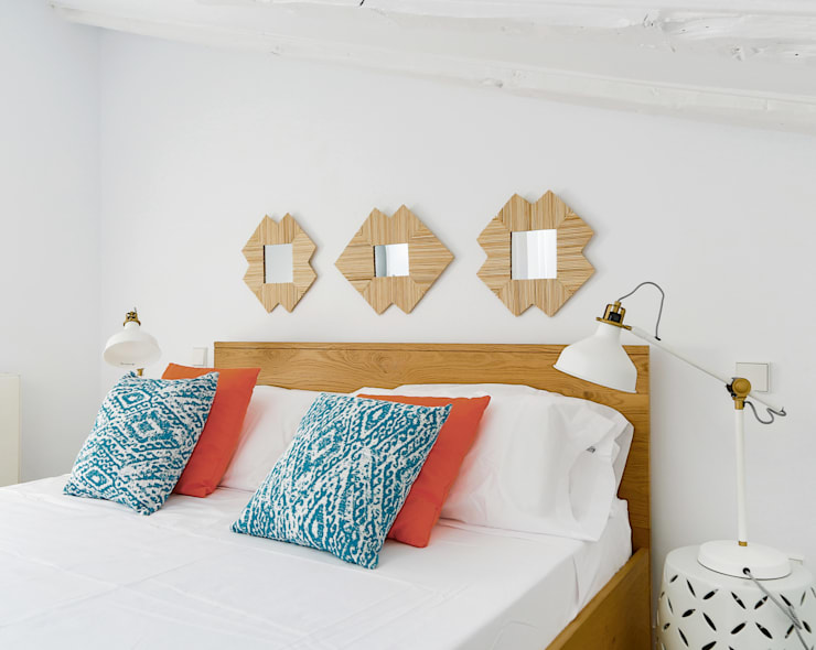 StudioBMK의  침실