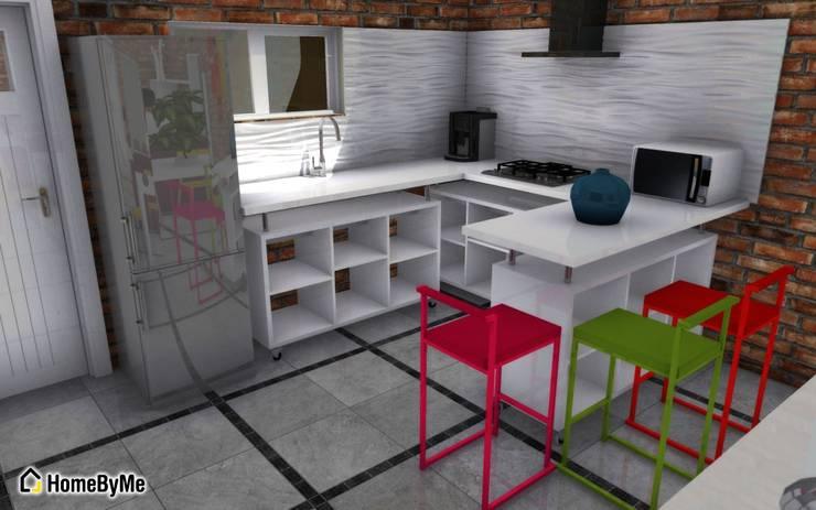 Maqueta virtual:  de estilo  por CubiK