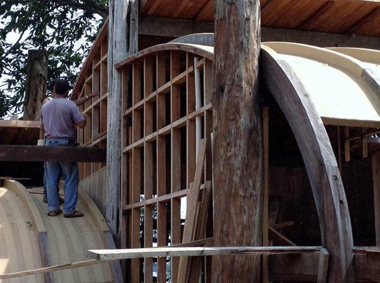 Mirante do Gavião - Amazon Lodge: Hotéis  por Atelier O'Reilly Architecture & Partners