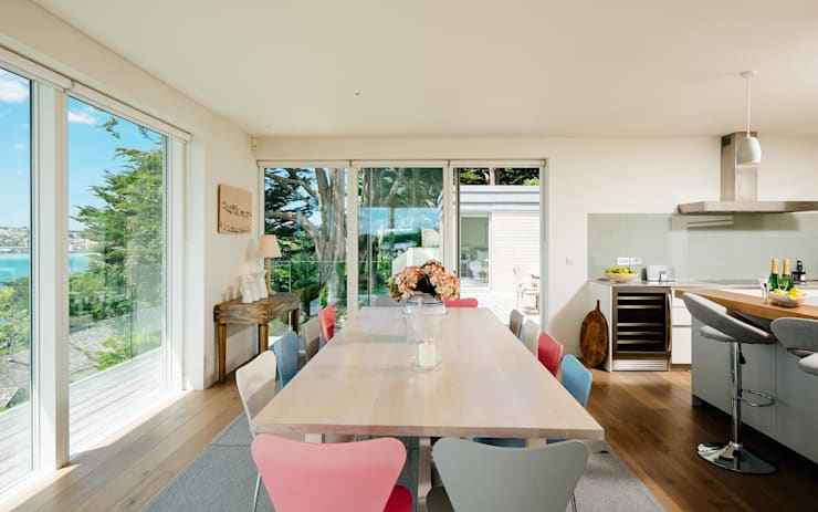 Dining room by Perfect Stays