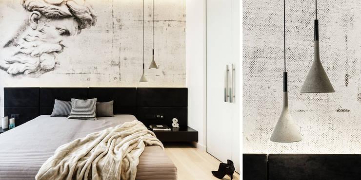 apartament Nowe Orłowo, Gdynia: styl , w kategorii  zaprojektowany przez fotomohito