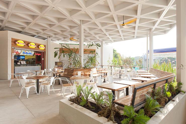 Commercial Spaces by ODA - Oficina de Diseño y Arquitectura