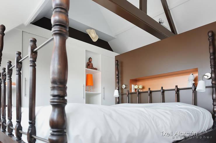 Slaapkamer door Txell Alarcon