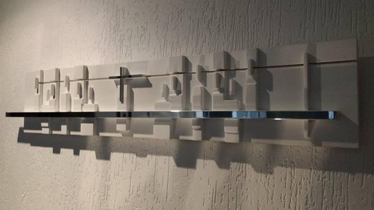 de estilo  por Patrícia Azoni Arquitetura + Arte & Design , Moderno