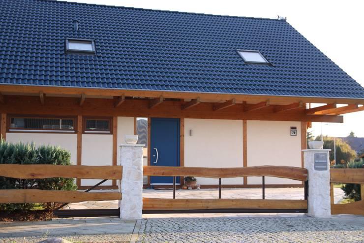Triumph zaunsysteme for Hausbau ideen bauplane
