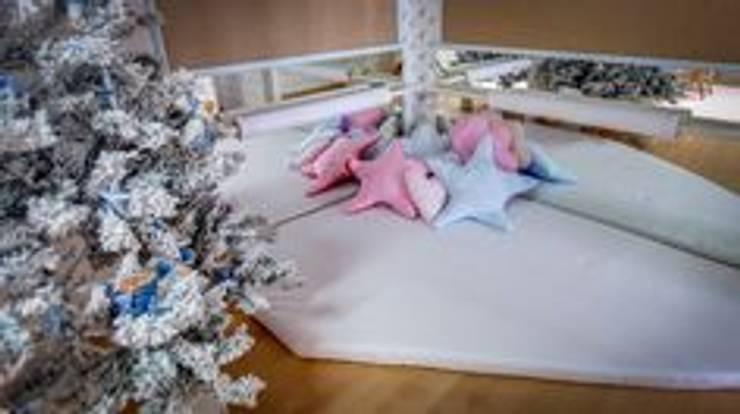 Querido Especial Natal: Antes e depois: Quartos de criança  por Blanco Interiores