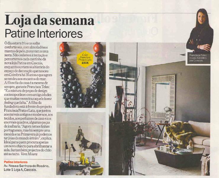 Na TimeOut Lisboa: Lojas e espaços comerciais  por Patine