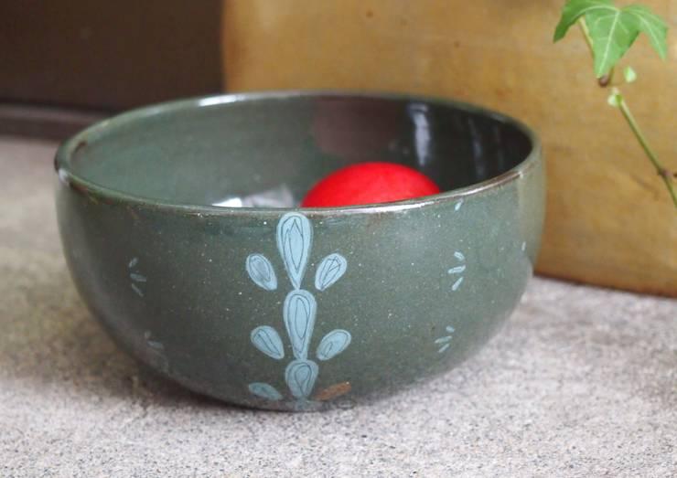 soup bowl /Prahaシリーズ: ポティエ 手塚美弥が手掛けたスカンジナビアです。,北欧 陶器