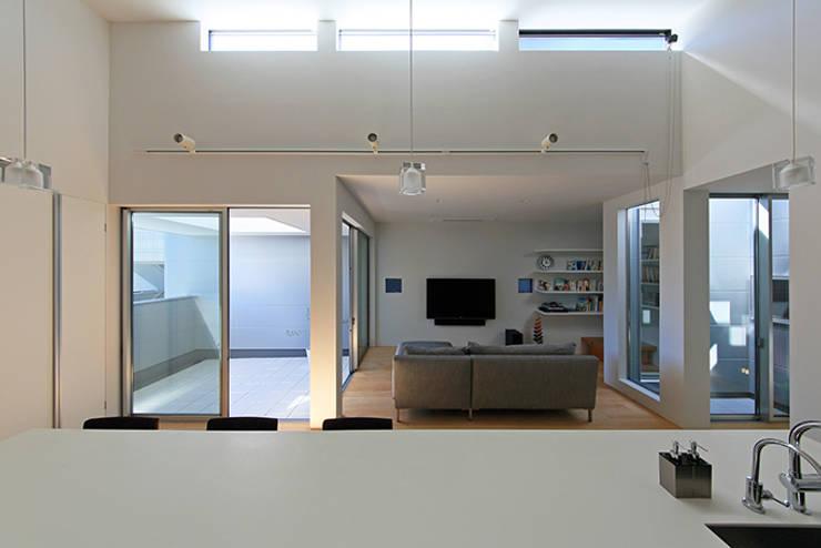 House-VV【 家空-ISOLA- 】: bound-designが手掛けたです。,