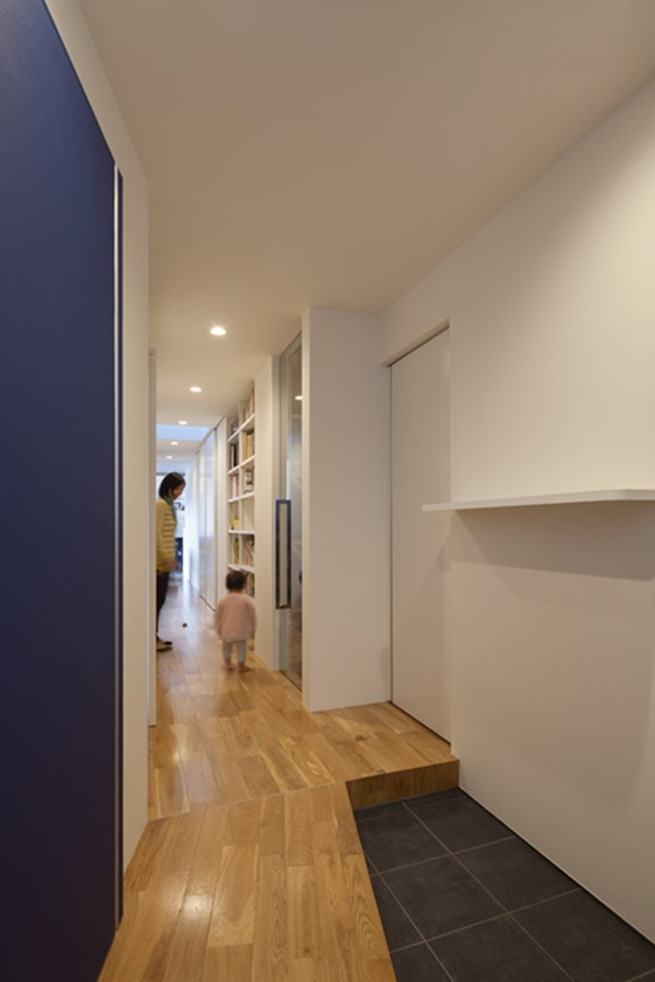 House-O【 les ailles croisées 】: bound-designが手掛けたです。