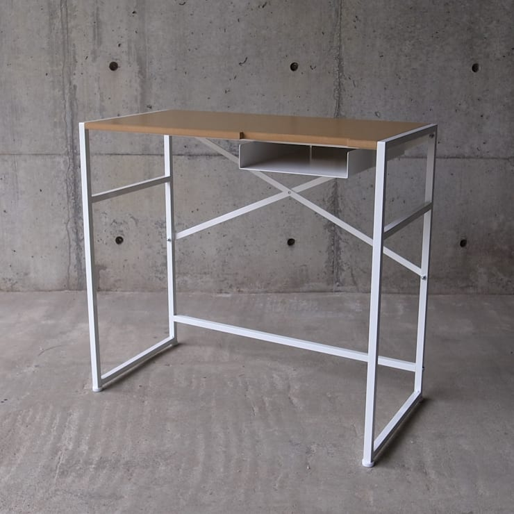 XS - DesK: abode Co., Ltd.が手掛けた勉強部屋/オフィスです。
