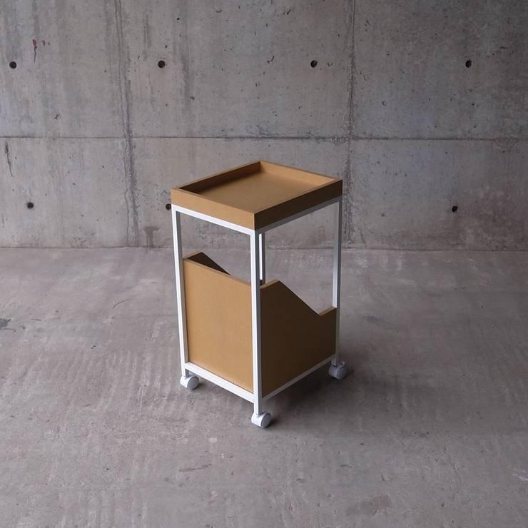 XS – Wagon: abode Co., Ltd.が手掛けた勉強部屋/オフィスです。