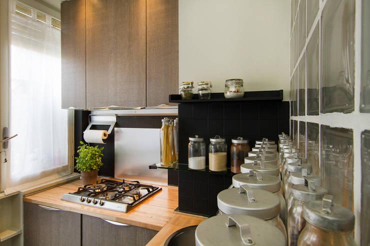 Nhà bếp by Fabio Carria