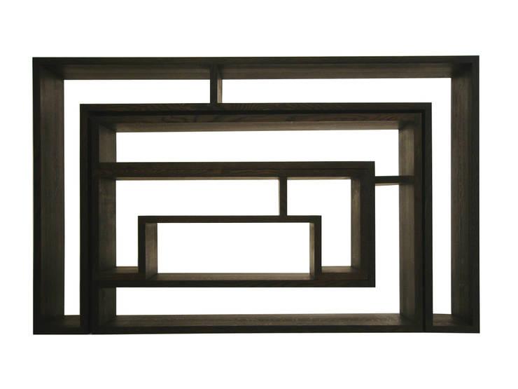 SHOJI – SET A: abode Co., Ltd.が手掛けたリビングルームです。