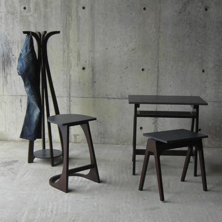 DENIM – Desk: abode Co., Ltd.が手掛けた勉強部屋/オフィスです。