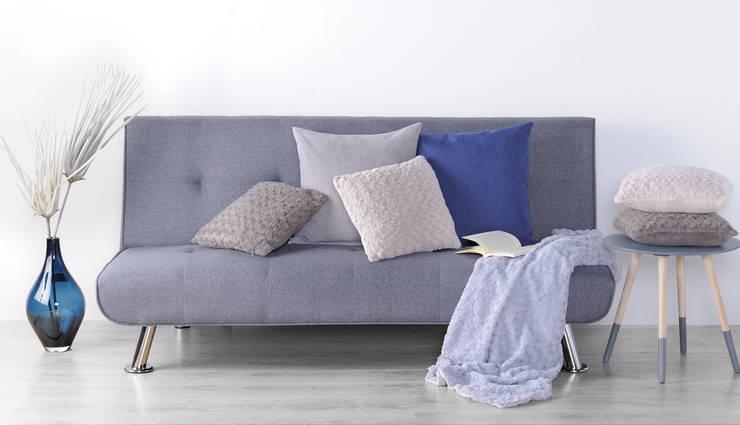 Coleção Têxtil'16: Sala de estar  por DeBORLA