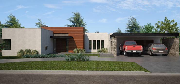 Projekty,   zaprojektowane przez ARQUITECTURA EN IMÁGENES