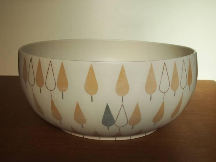 bowl / les シリーズ: ポティエ 手塚美弥が手掛けたキッチンです。,