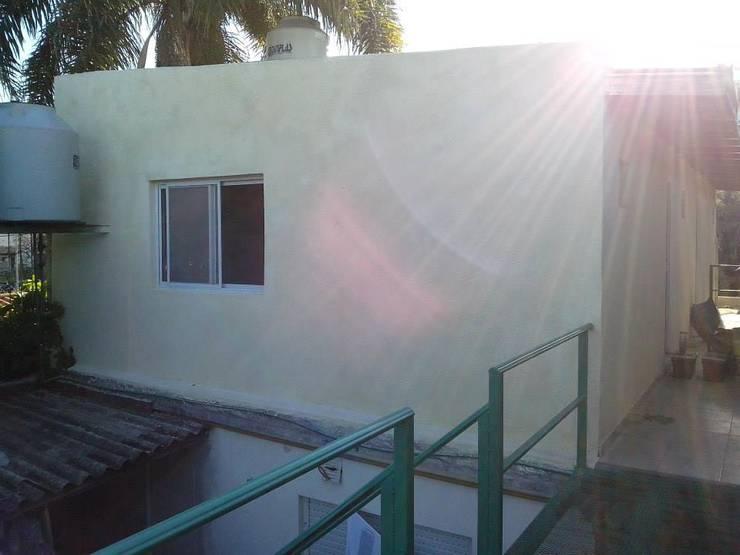 Finalisación de la primera etapa del proyecto Paula: Casas de estilo  por MG Servicios
