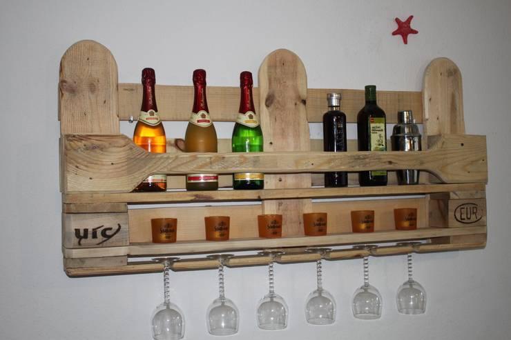 Weinregal Vino By Derliebestephan Homify
