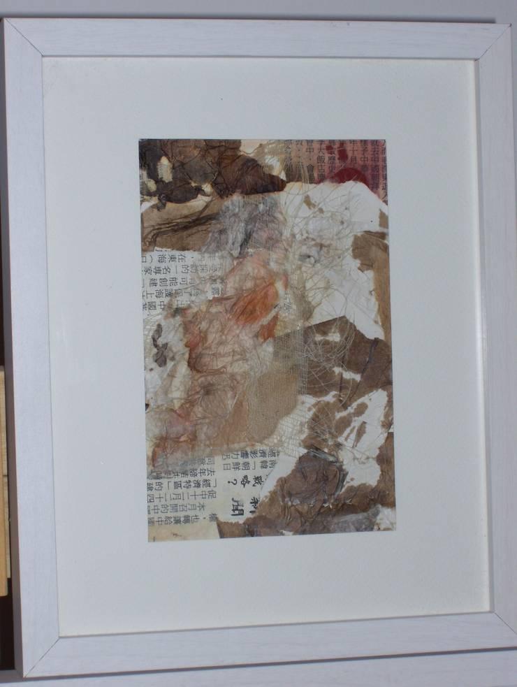 Arte abstracto textil: Arte de estilo  por Adriana Filei