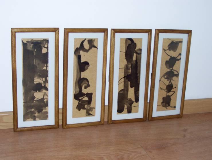 Manchas: Arte de estilo  por Adriana Filei