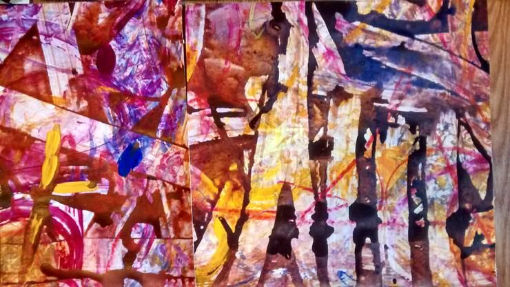 Abstracto: Arte de estilo  por Adriana Filei